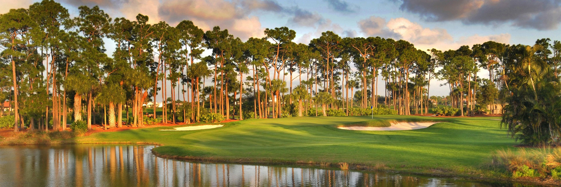West Palm Beach Golf Package: PGA National Fall/Winter UNLIMITED Golf Getaway from $307 per person/per day!