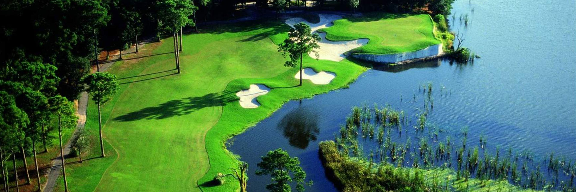 Myrtle Beach, SC Golf Package: Legends: Free Night, Free Round, Free Breakfast, Lunch, Beers - starting at $278 all in!